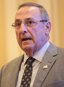 Maine Governor Paul LePage