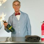 Bill Nye gets angry about climate crisis