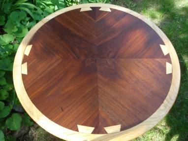 Top of Lane Acclaim occasional table