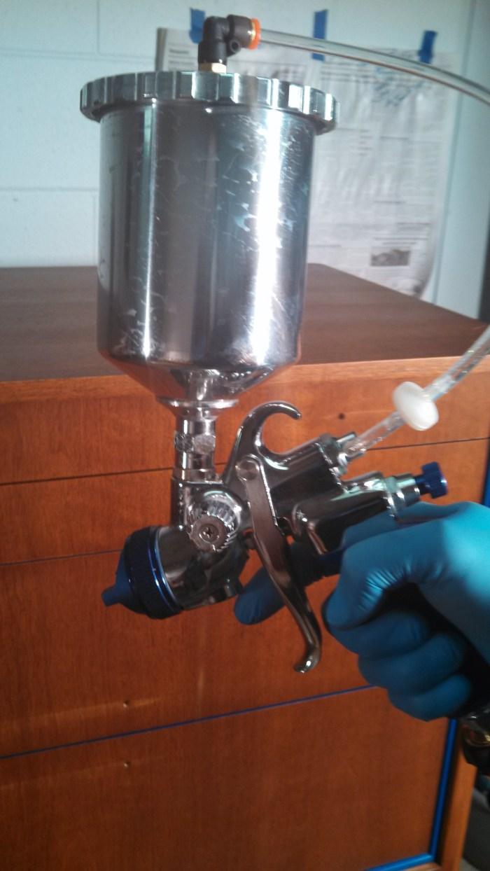 Fuji Mini-Mite 3 HVLP Spray System