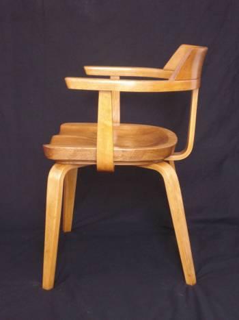 Thonet chair restored by Erik Warner, 2015.