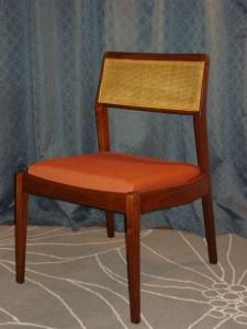 Jens Risom Side-chair - Restored by Erik G. Warner