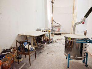 Erik Haugsby Ceramics Pottery Studio KunstKanal Vienna Austria