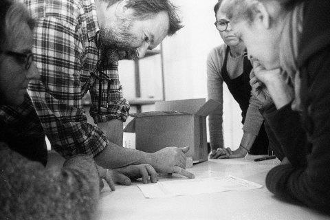 Glaze Workshop with Markus Böhm at the International Ceramics Studio, Kecskemét, Hungary.