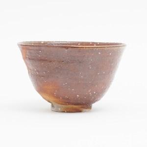 Erik Haugsby Handmade Pottery Chawan Tea Bowl Woodfired