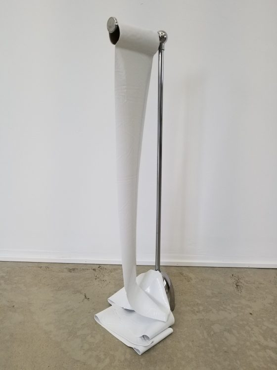 Erik Minter - Accidents happen - view 1 - Sculptural - 2019