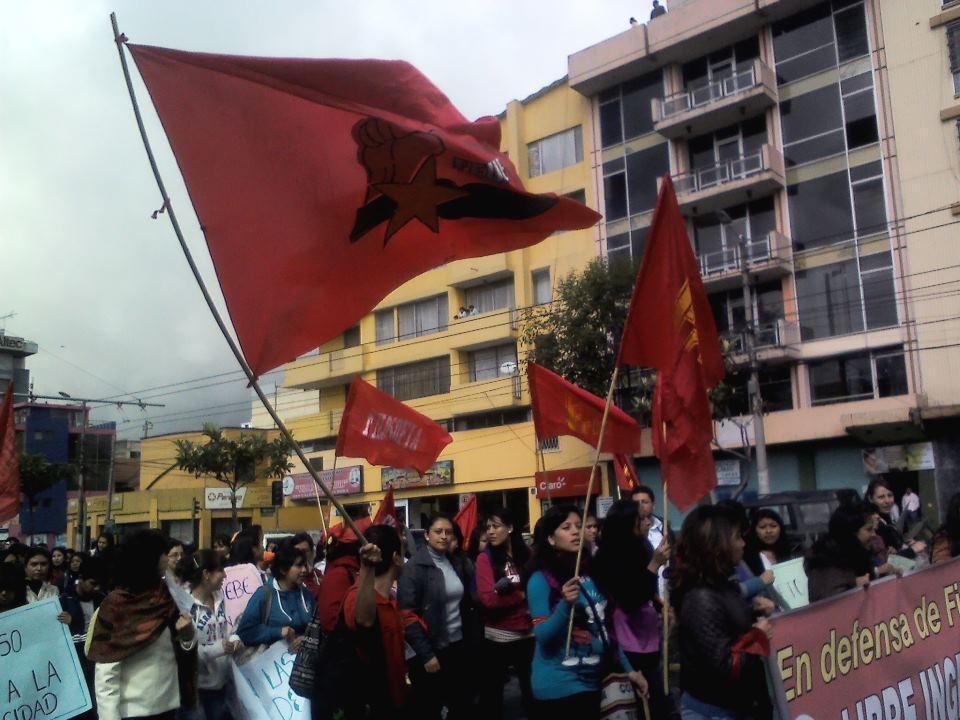 Un punto de inflexión en la historia de la Federación Nacional de Estudiantes Universitarios (Públicos) del Ecuador – FEUE Nacional – (1/6)