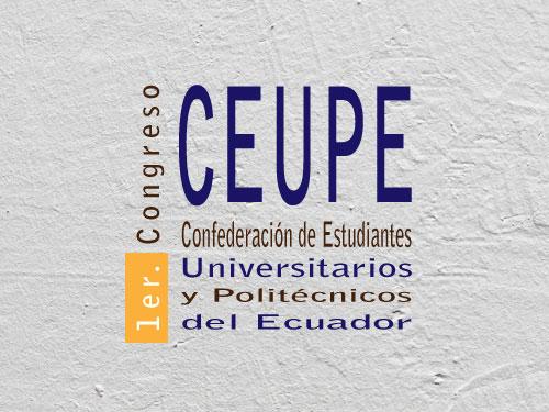Confederación de Estudiantes del Ecuador (3/6)