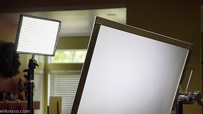 Aputure Amaran HR672S LED Video Lights First Look