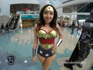 WonderCon Los Angeles 2016 - Wonder Woman