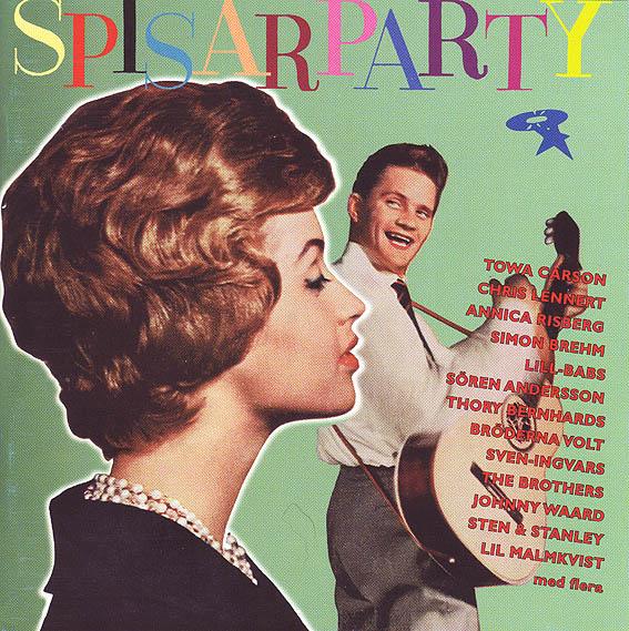 Spisarparty