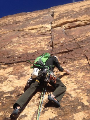 James on Pitch 5 of Levitation 29