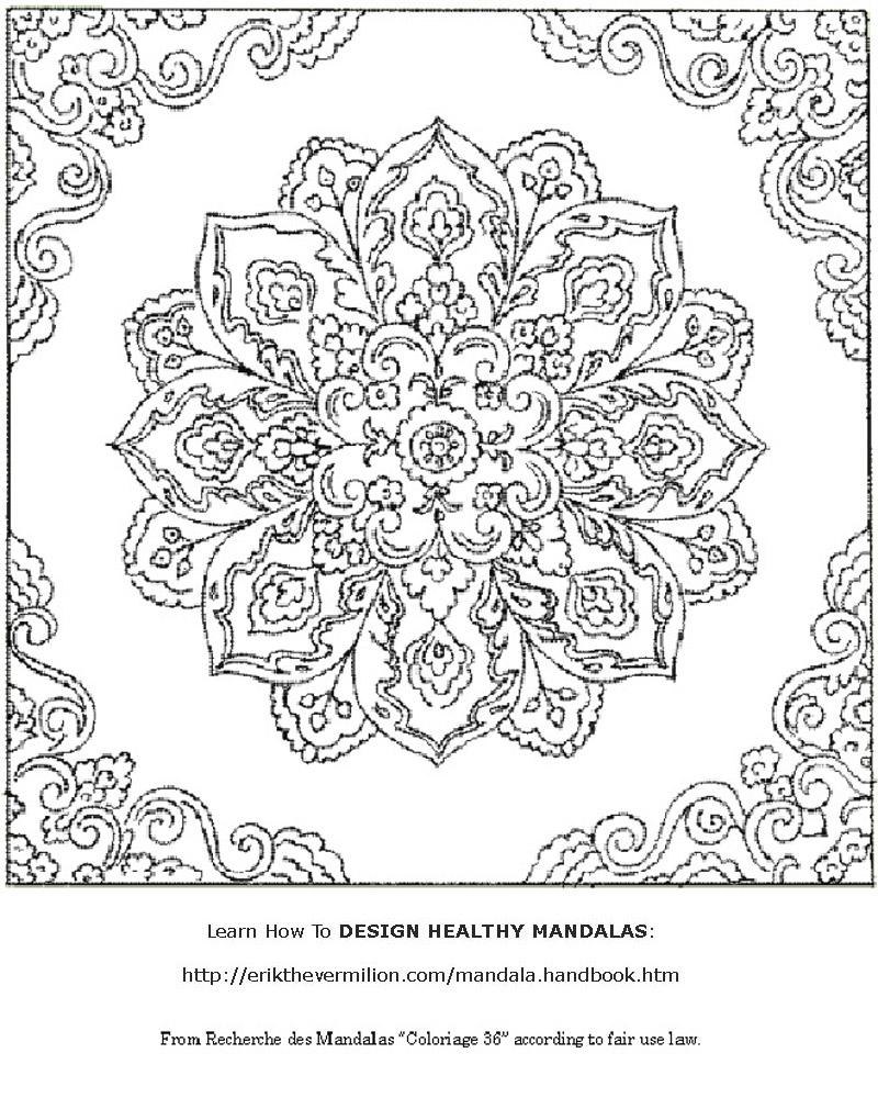 free mandalas to print free mandala coloring book printable pages