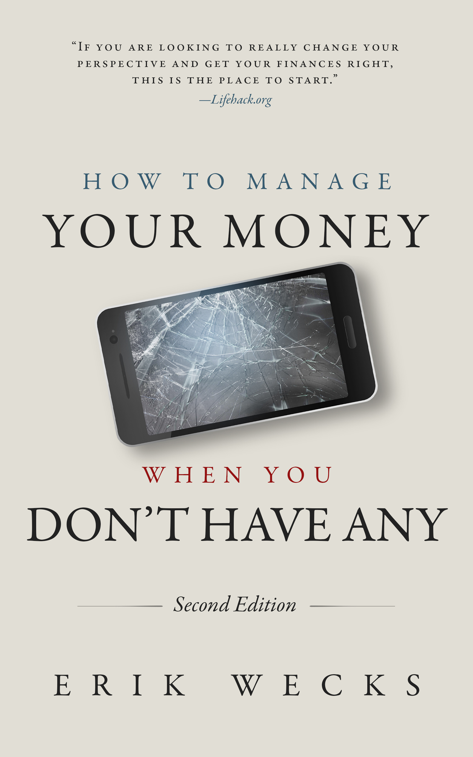 How To Manage Your Money When You Don T Have Any