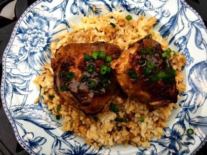 chicken adobo with coconut aminos
