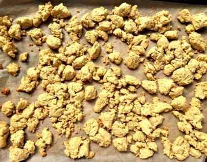 Gluten Free Chicken Pot Pie Crumble