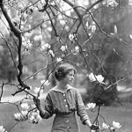Edna St Vincent Millay, photo: Arnold Genthe