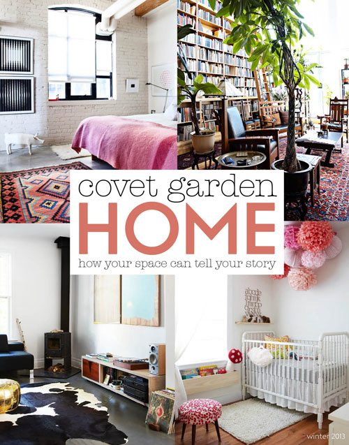 Covet Garden: the print version