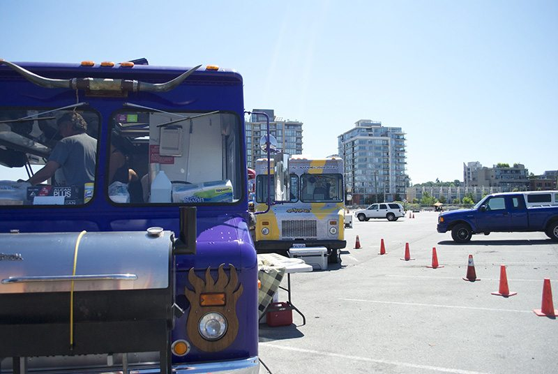 On Vancouver Mom: Family Guide to the Food Cart Fest