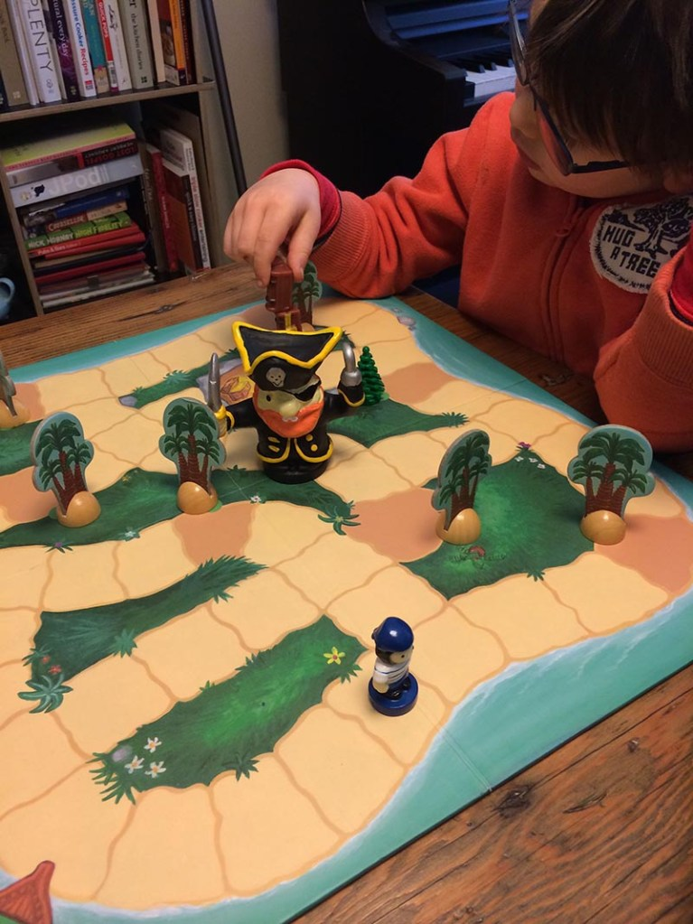 Why we love board games