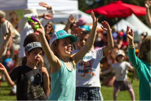 Whistler Children's Festival + Giveaway