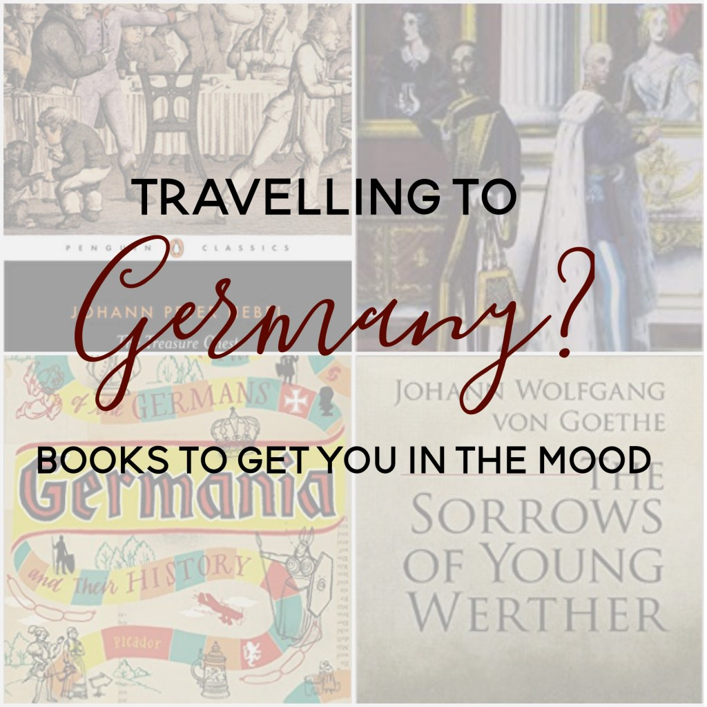 Germany Book collage