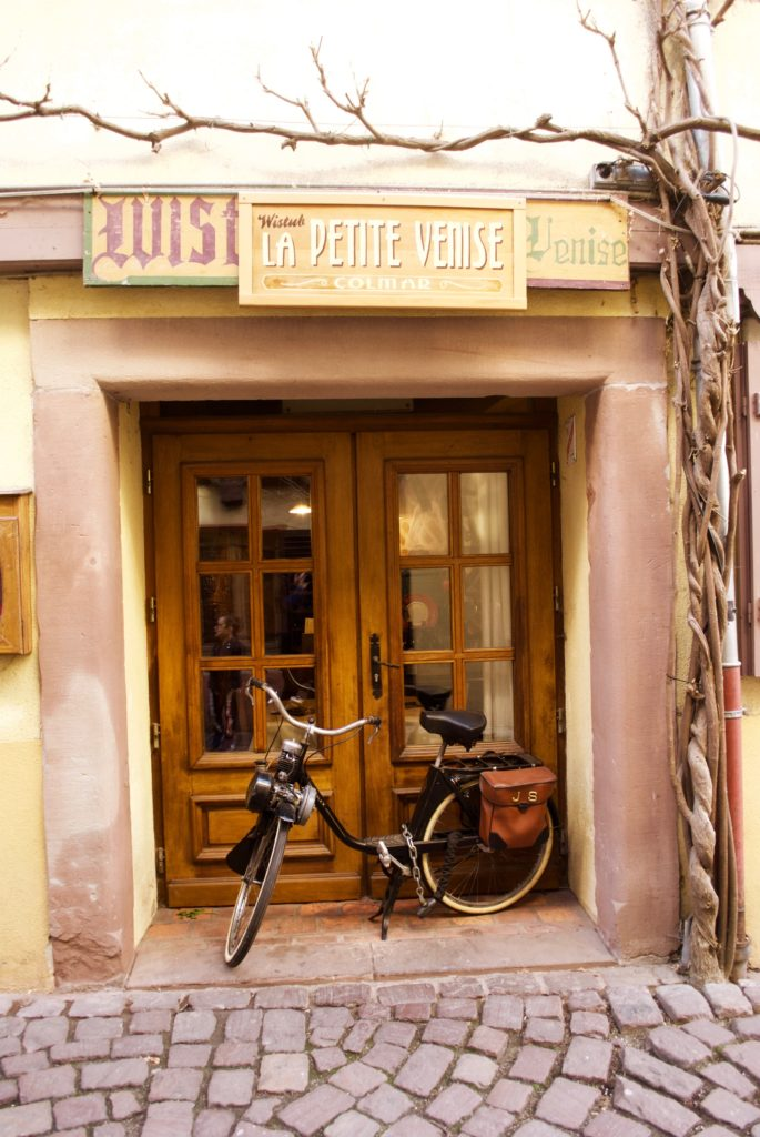 Winstub Petite Venise Colmar