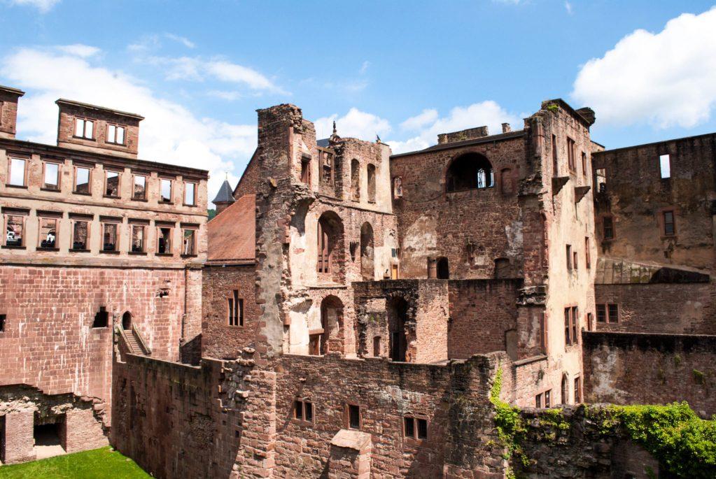 Day trips from Frankfurt – Heidelberg Schloss