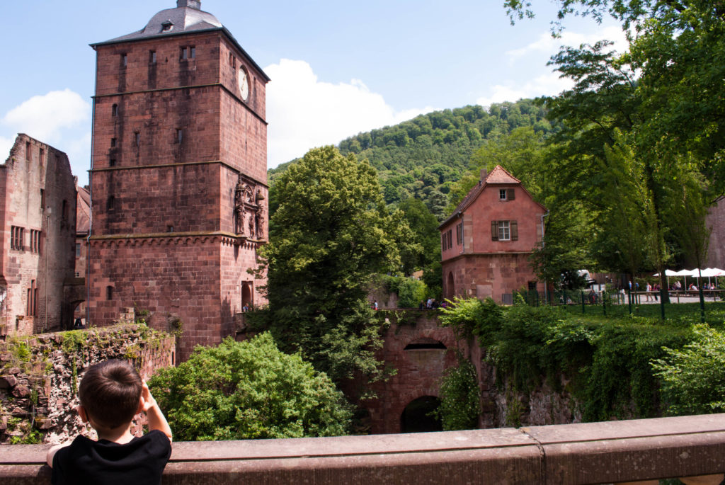Visit one of Germany's favourite ruined castles in Heidelberg.
