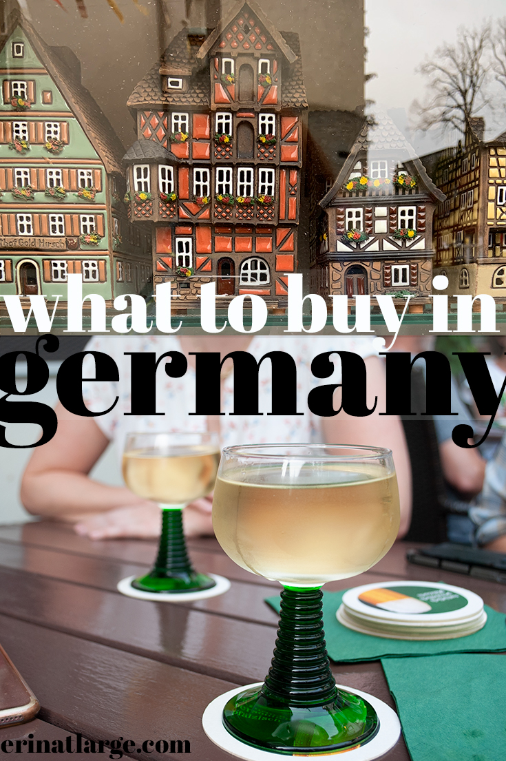 what to buy in germany PIN