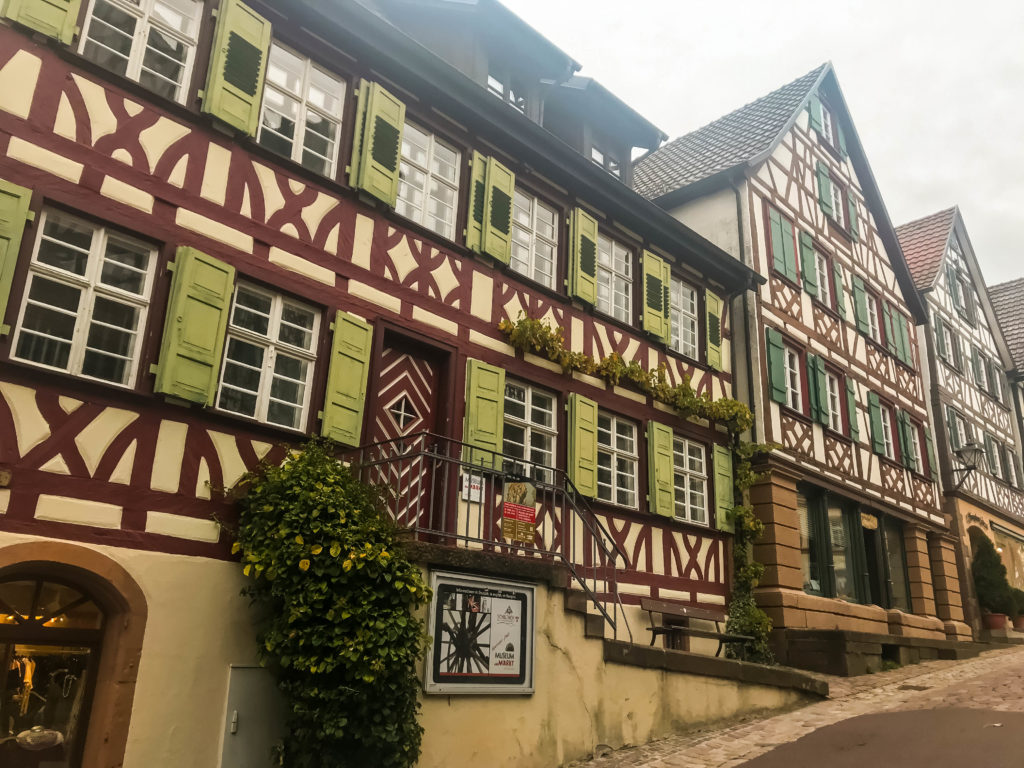 Just one corner of Schiltach