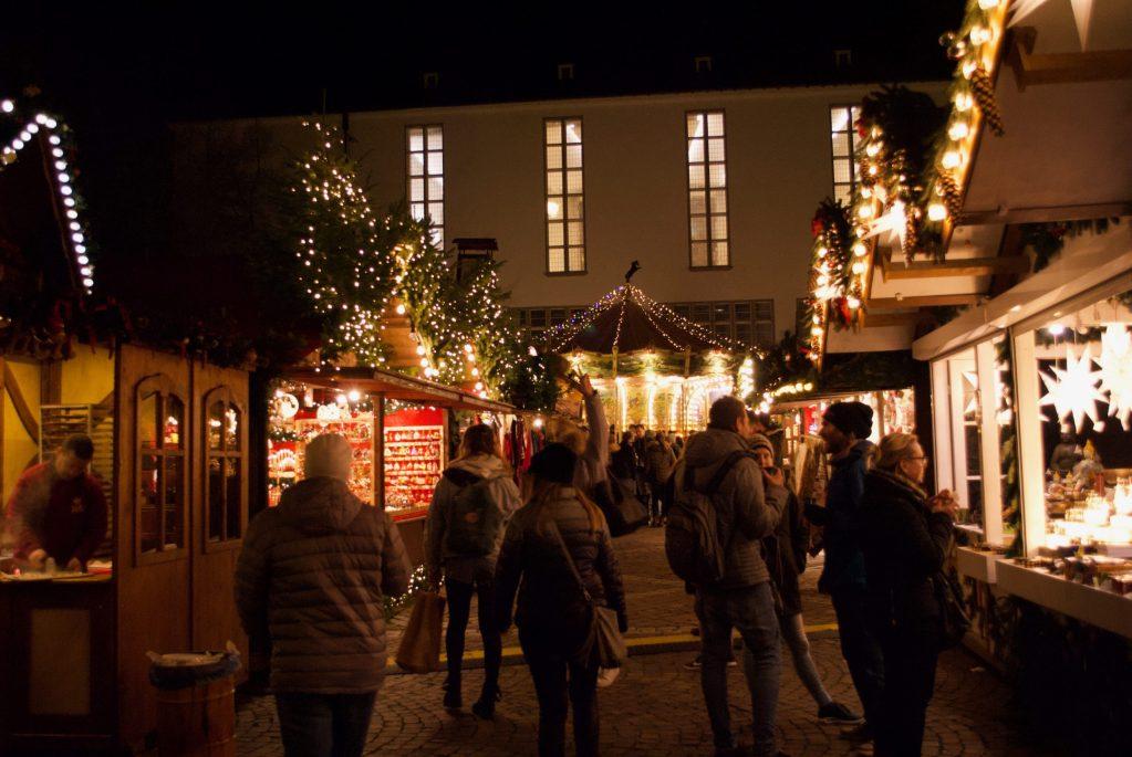 Heidelberg Christmas Market 1