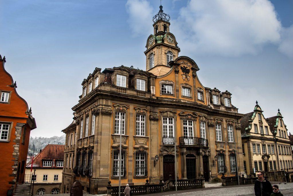 Schwäbisch Hall city hall