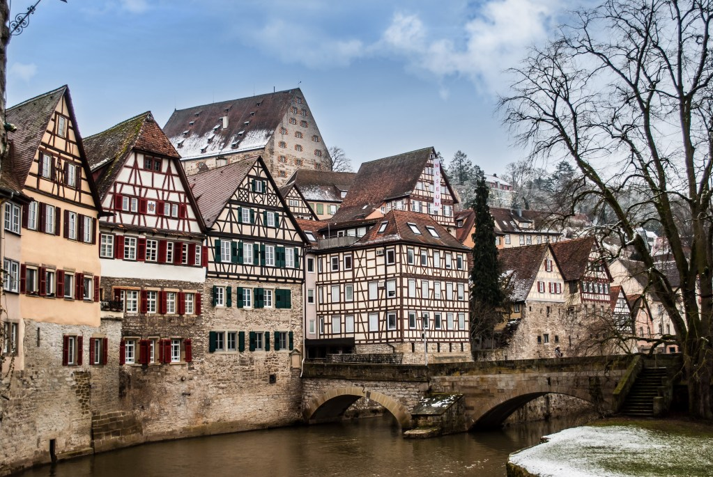 Schwäbisch Hall riverside 3