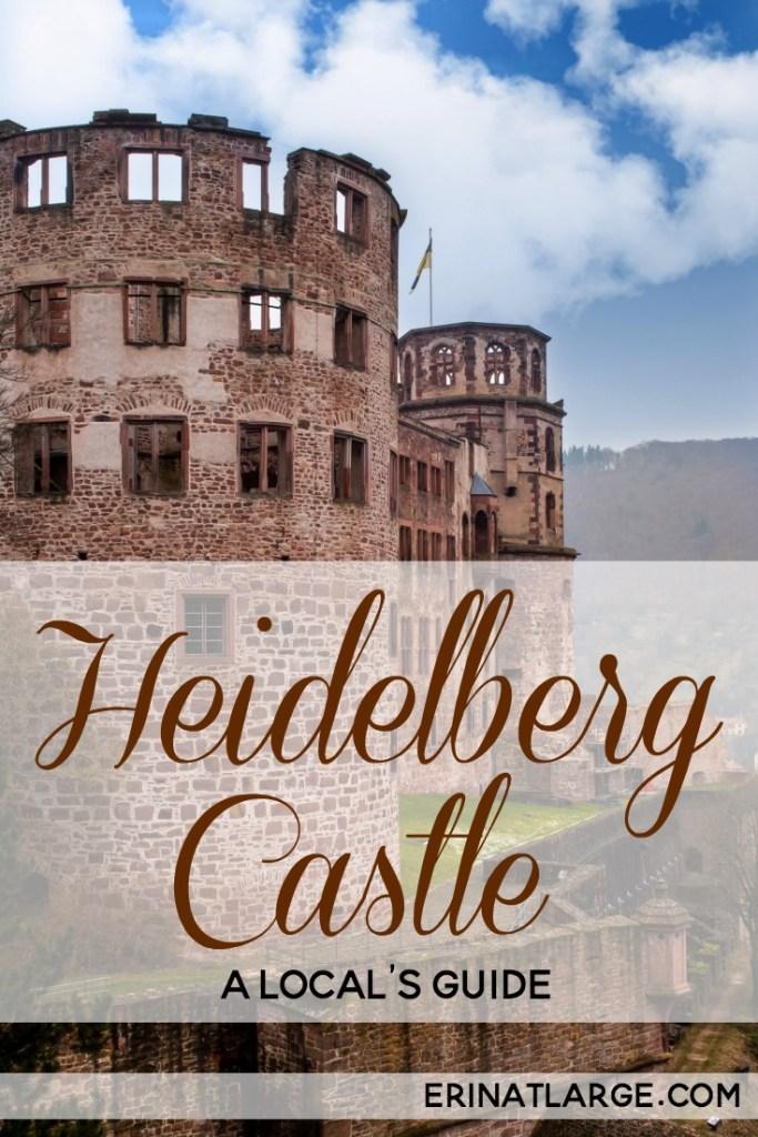 heidelberg castle tall PIN