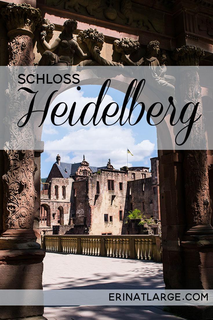 schloss heidelberg PIN