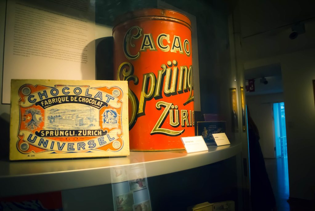 Cologne Chocolate Museum inside 15