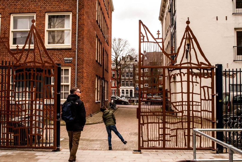 Amsterdam in a day streets 13