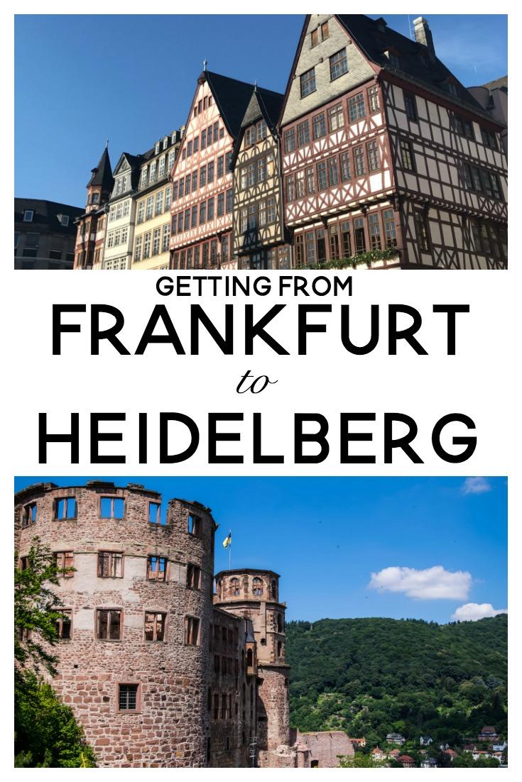 frankfurt to heidelberg PIN