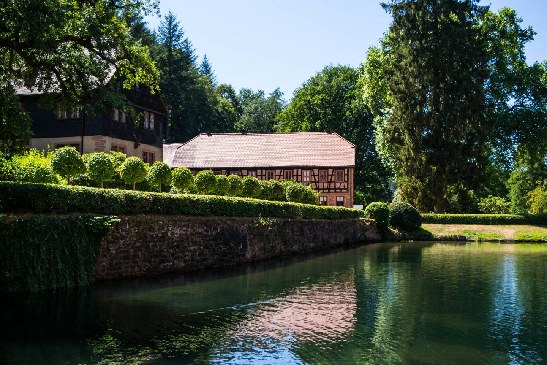 Schloss Mespelbrunn 3