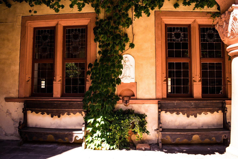 Schloss Mespelbrunn 4
