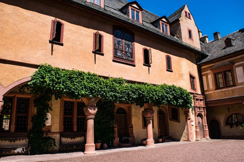Schloss Mespelbrunn 6