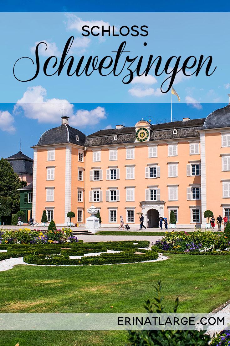 Schloss Schwetzingen PIN