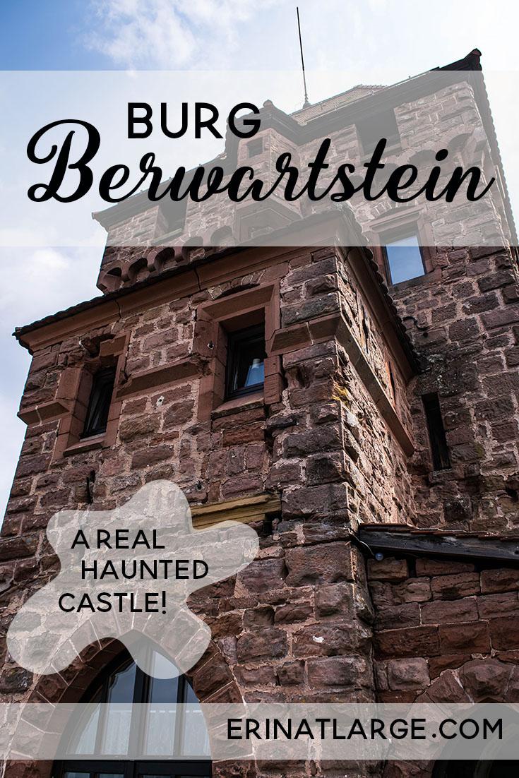 Burg Berwartstein PIN