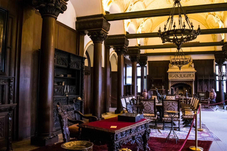 reichsburg inside banquet hall 3