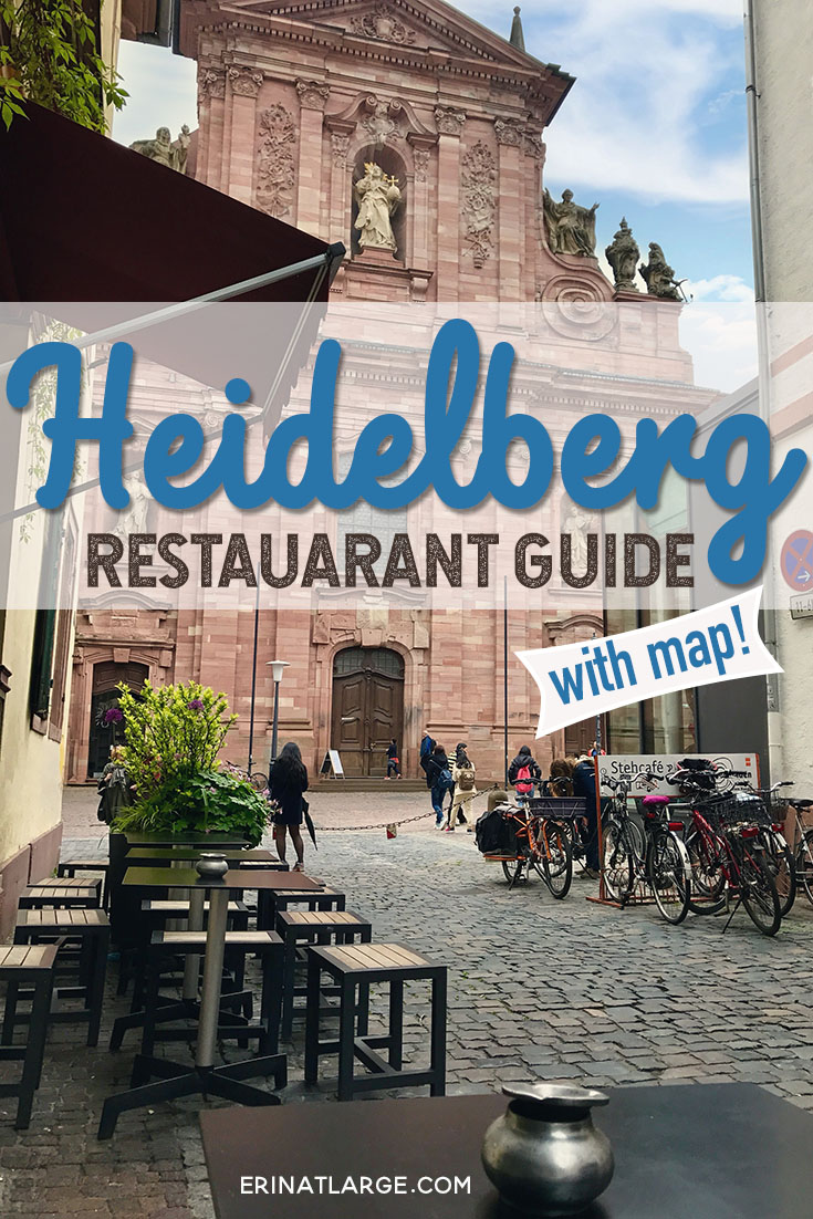 heidelberg restaurant guide PIN 2