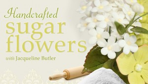 Discounts on Craftsy Sugar Flower Classes!