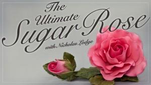 Nicholas Lodge Sugar Rose Craftsy Class Discount Link | ErinBakes.com