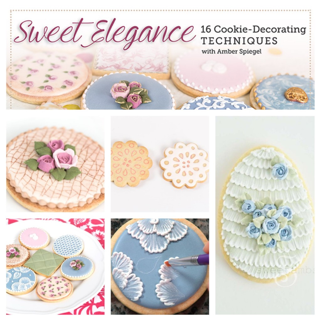 Amber Spiegel Sweet Ambs Craftsy Class Discount Link | ErinBakes.com