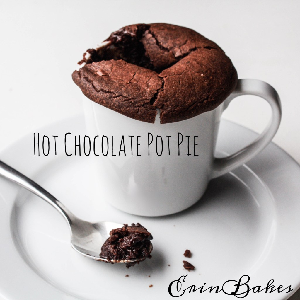 Hot Chocolate Pot Pie | Erin Bakes